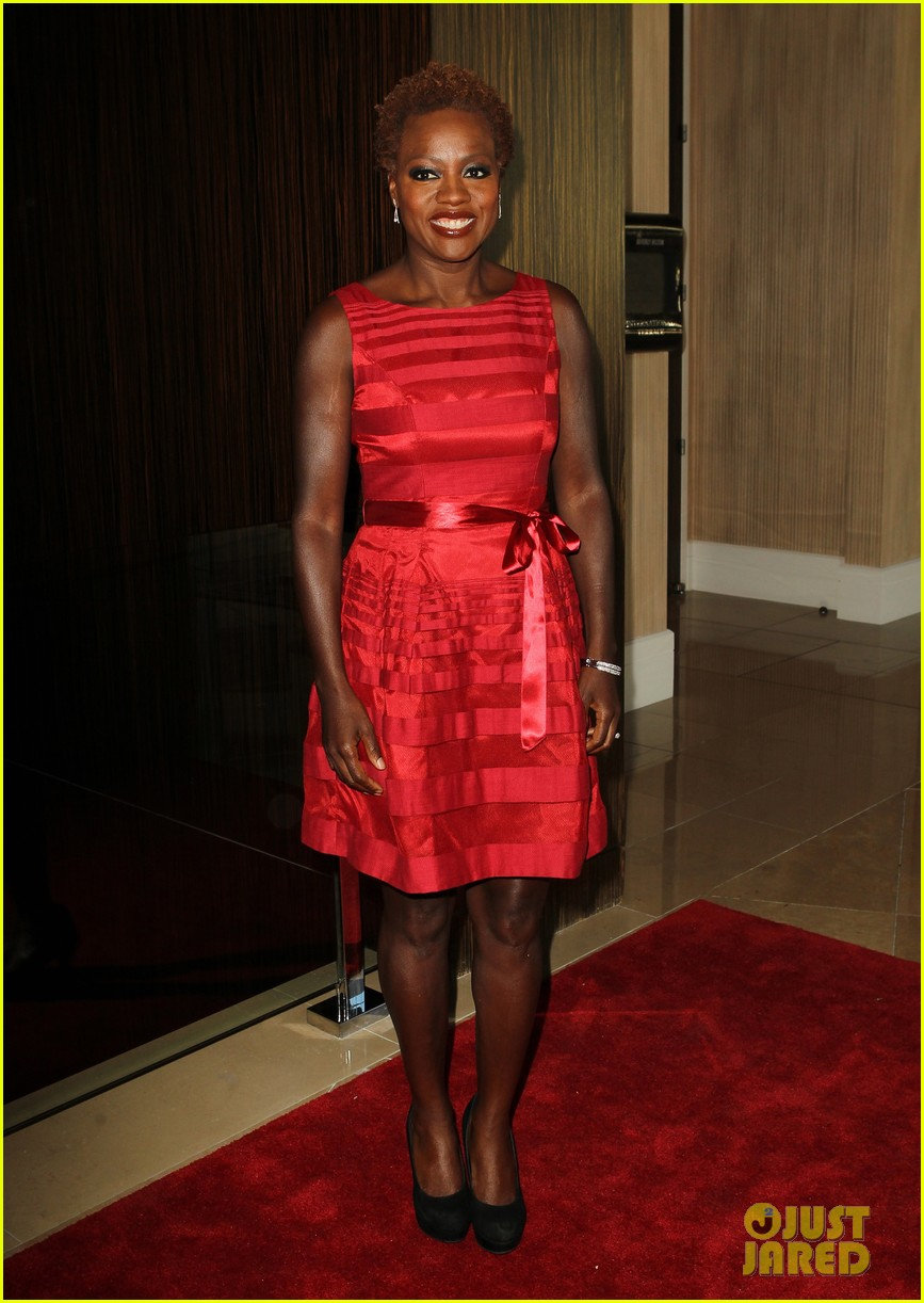 viola davis friendly house awards luncheon gala with russell brand 112746856