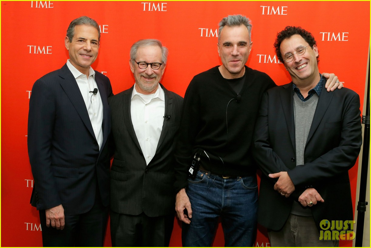 daniel day lewis steven spielberg lincoln screening 12