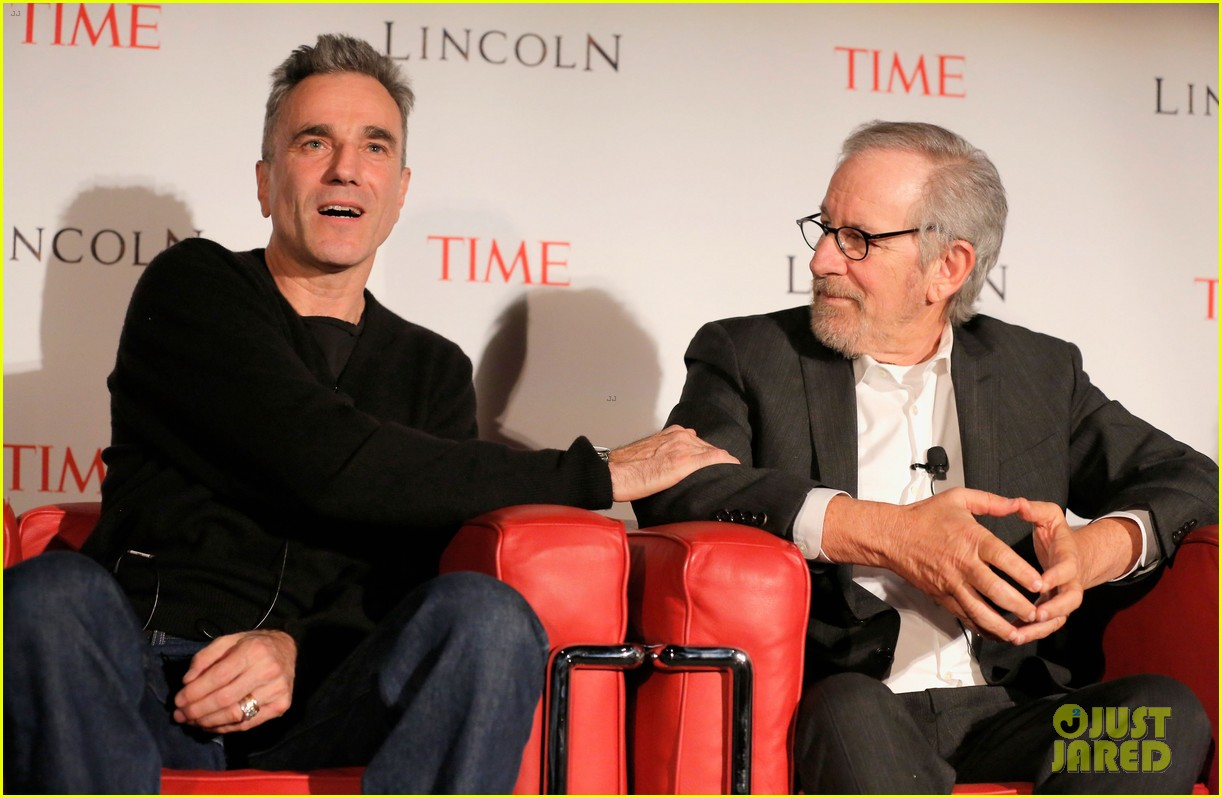 daniel day lewis steven spielberg lincoln screening 16