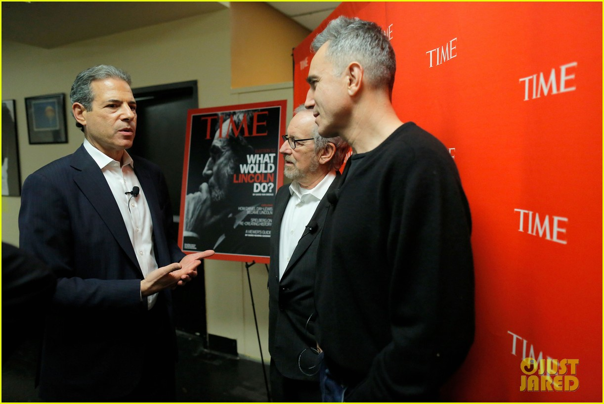 daniel day lewis steven spielberg lincoln screening 172745406