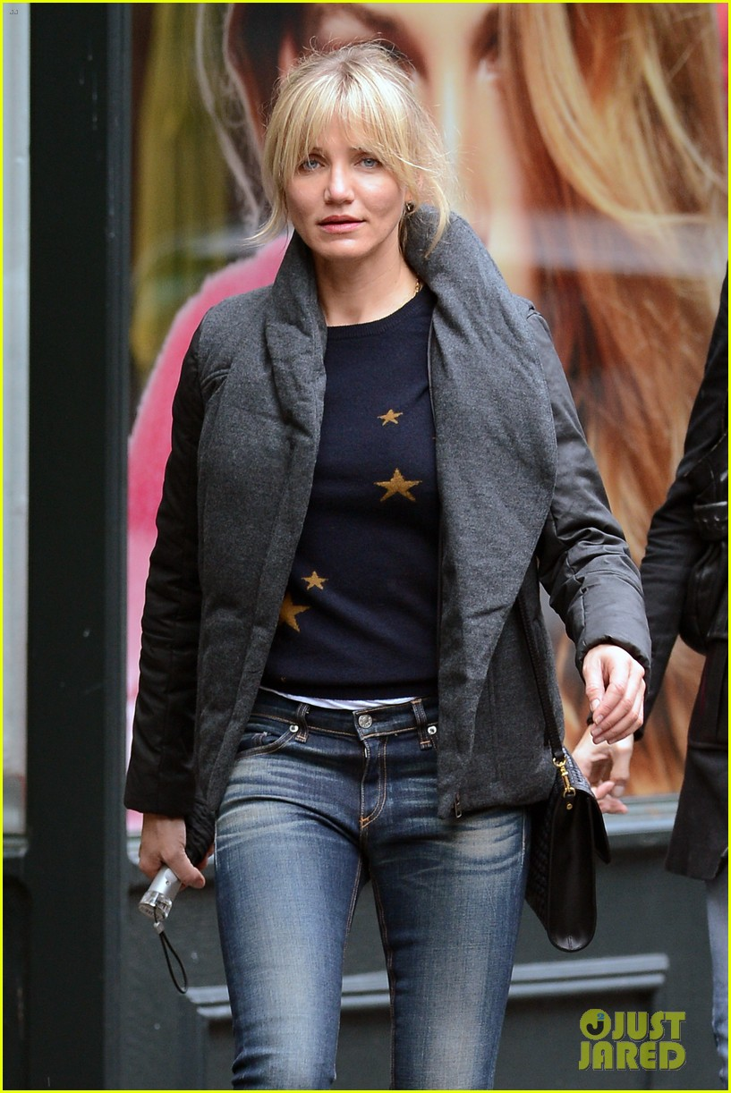 cameron diaz starry new york city shopper 25
