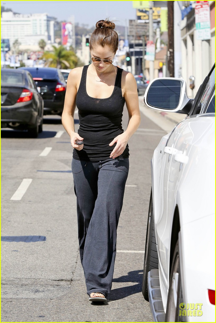 chris evans minka kelly drop off 262732008