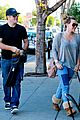 hilary duff mike comrie luca food shopping 28