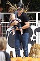 hilary duff mike comrie lucas first mr bones pumpkin patch 08