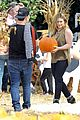 hilary duff mike comrie lucas first mr bones pumpkin patch 11