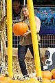 hilary duff mike comrie lucas first mr bones pumpkin patch 15