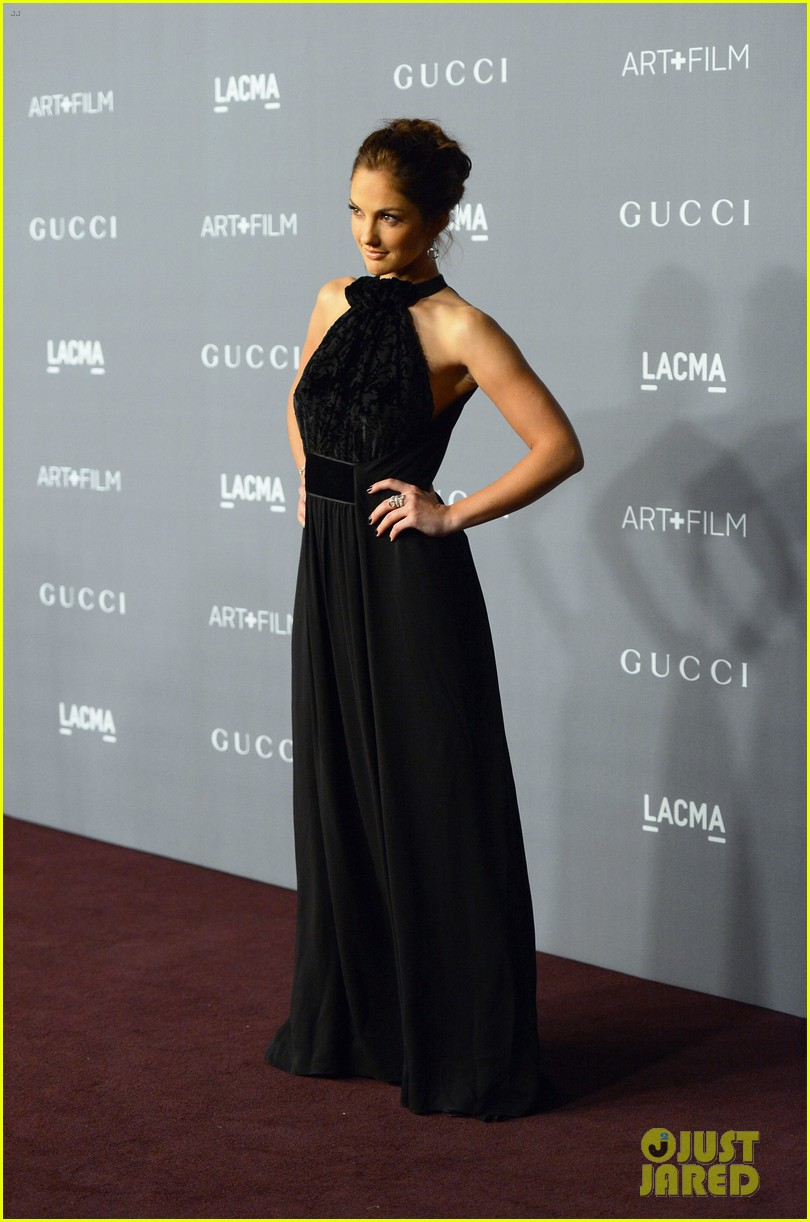 chris evans minka kelly lacma art film gala 2012 06