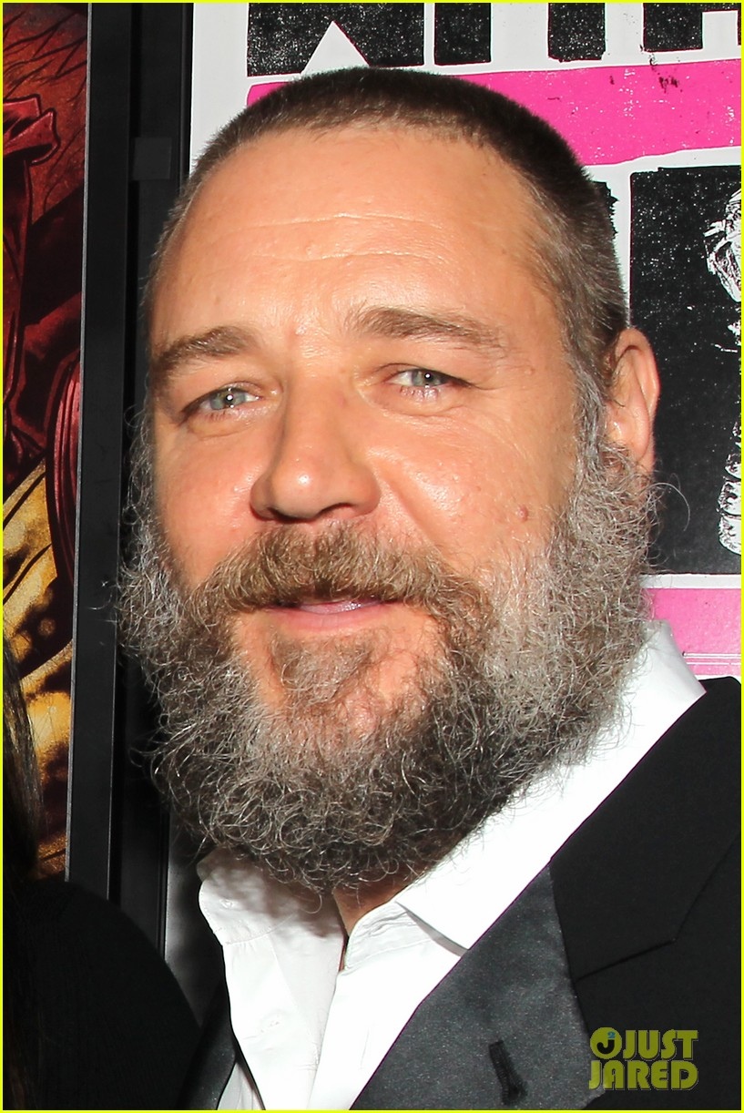 russell crowe iron fists screening 272747465