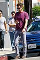 Photo 26 of Andrew Garfield: Nautical & Sailing Apparel Shopping in Venice!