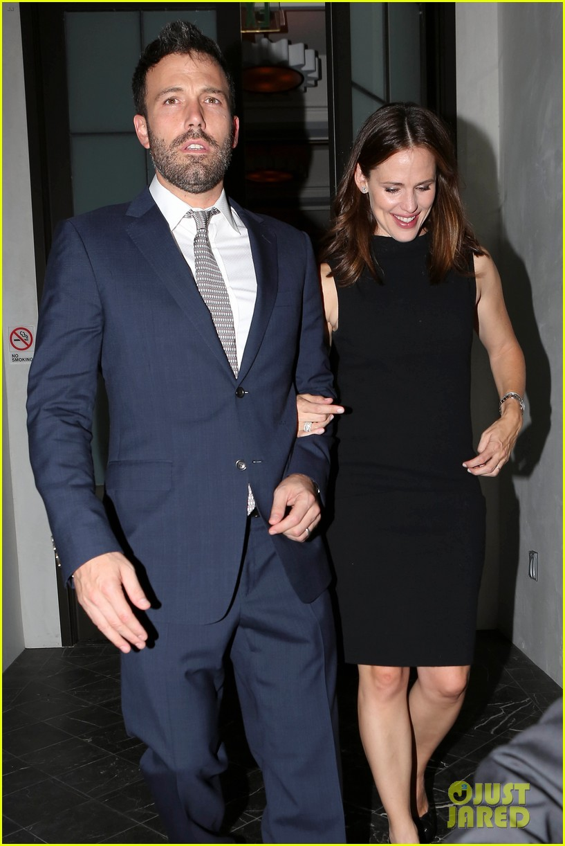 jennifer garner ben affleck fundraiser at spago 14