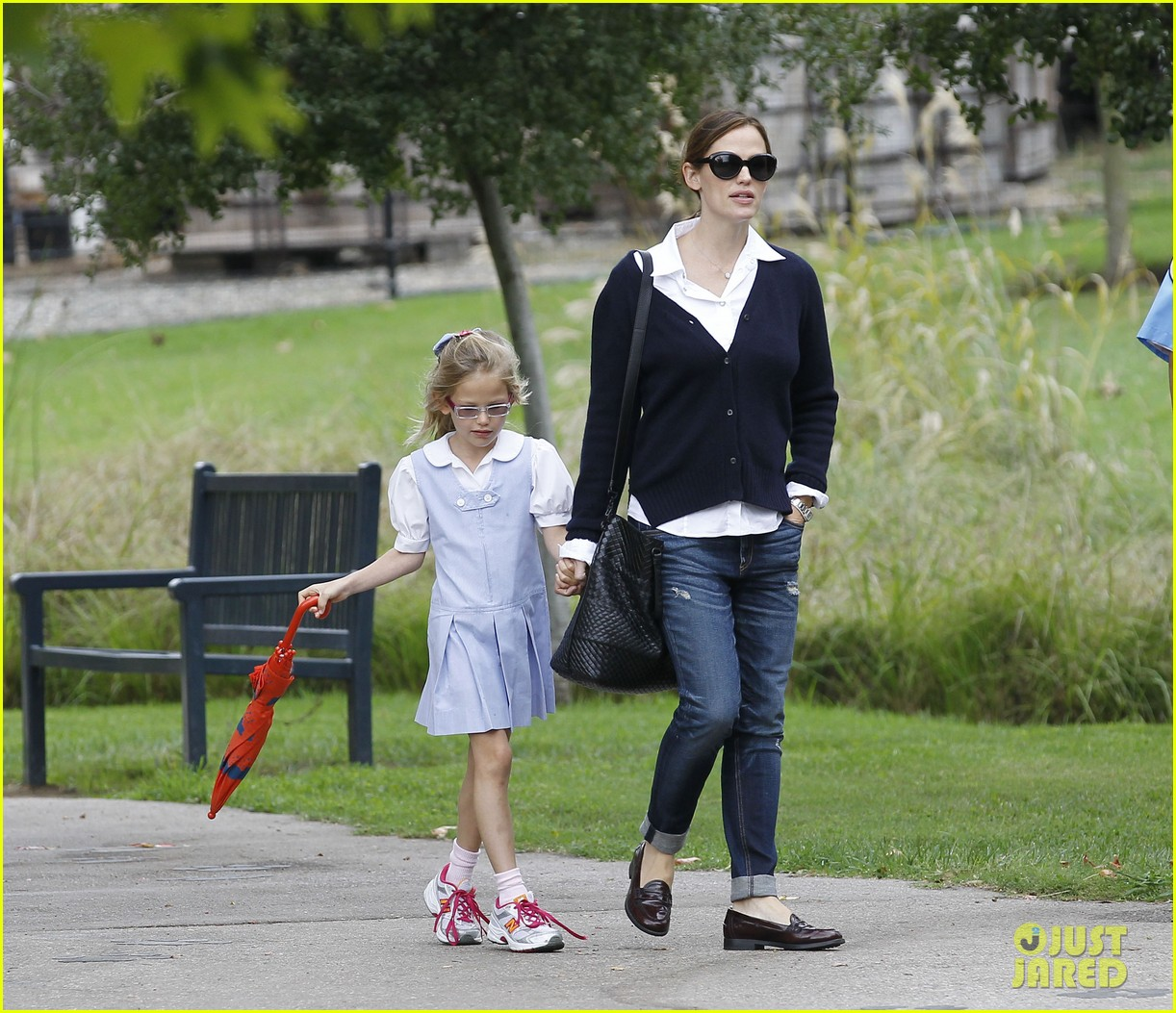 jennifer garner after school snack time 012742866