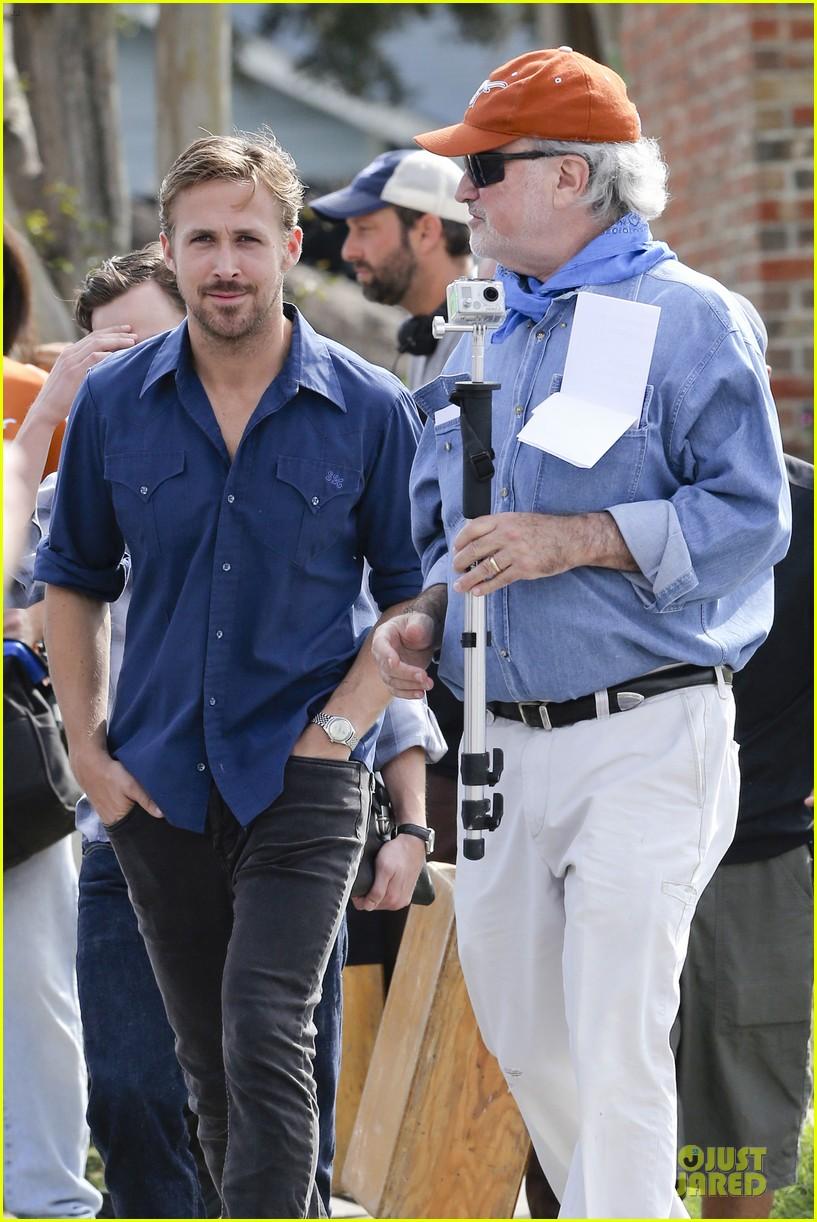 Full Sized Photo of ryan gosling natalie portman untitled ... Ryan Gosling
