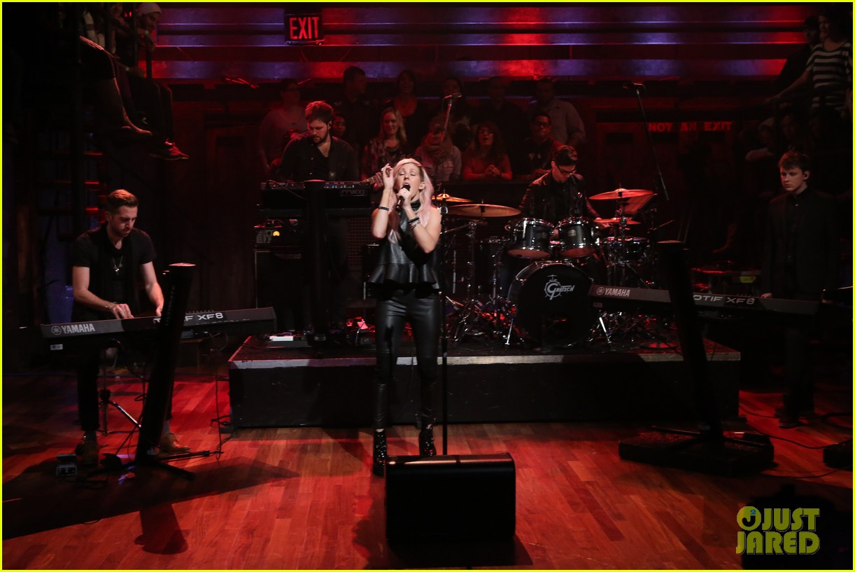 ellie goulding anything could happen live on jimmy fallon 01