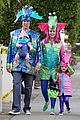 alyson hannigan alexis denisof seahorse halloween couple 01