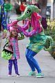 alyson hannigan alexis denisof seahorse halloween couple 03