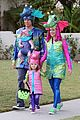 alyson hannigan alexis denisof seahorse halloween couple 05