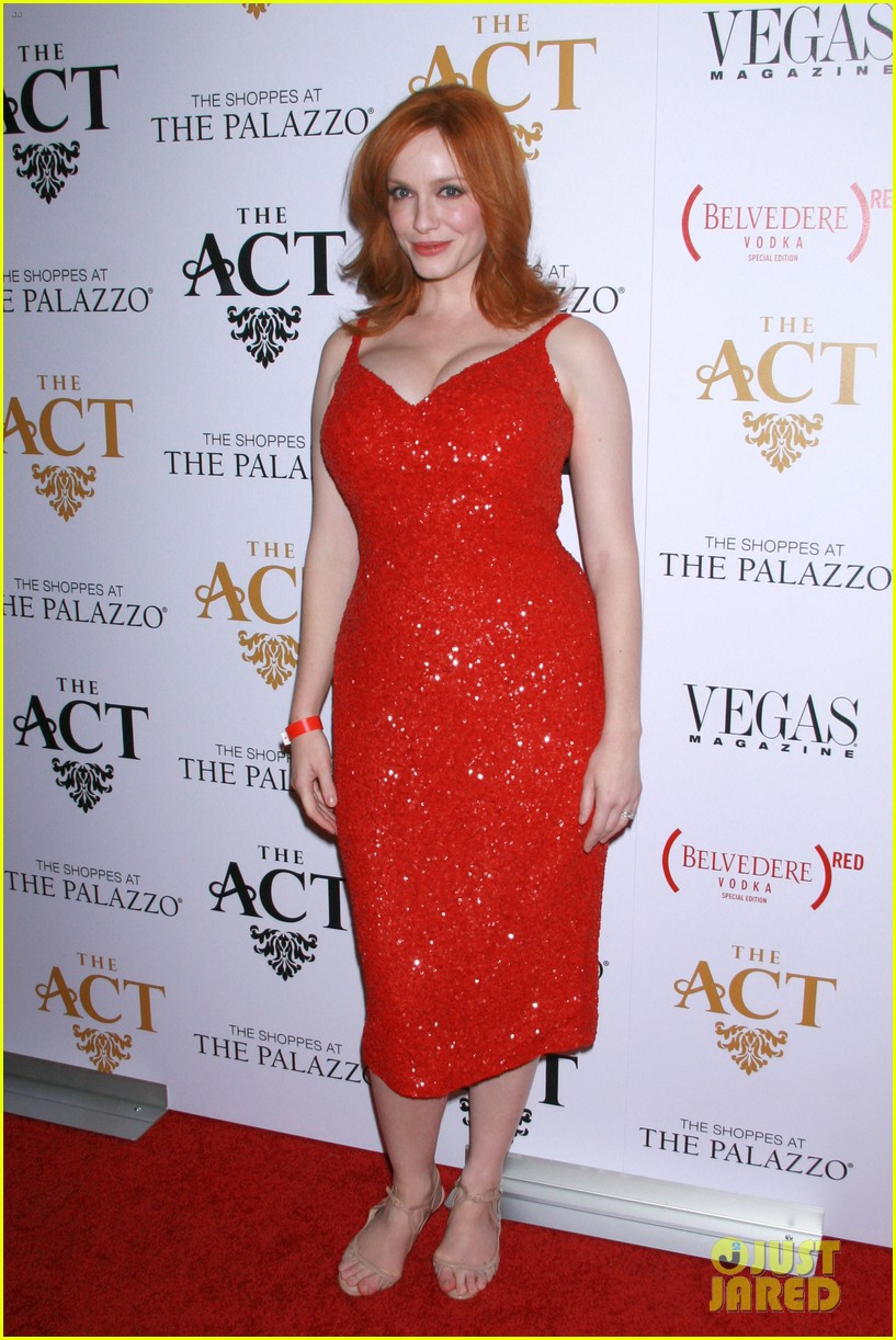 christina hendricks the act 01