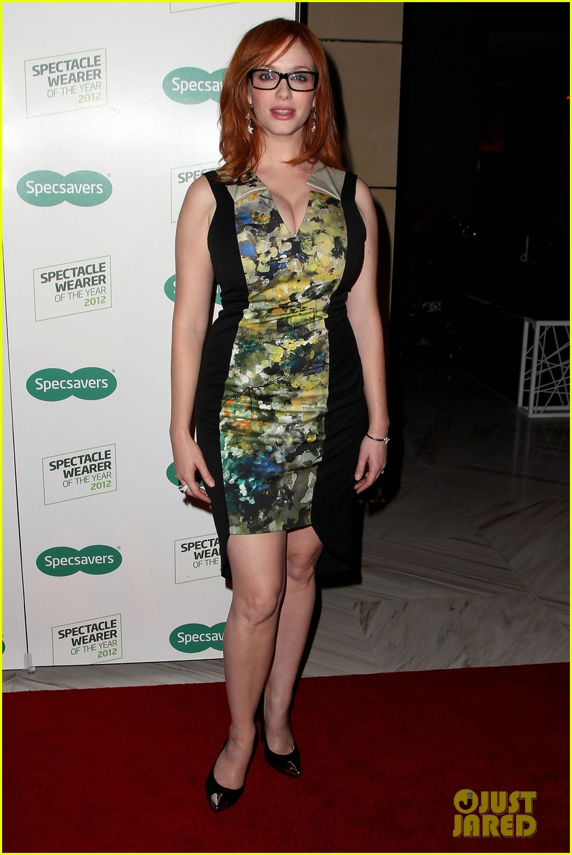 christina hendricks spec saver sydney 012732944