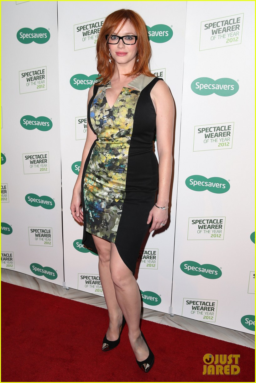 christina hendricks spec saver sydney 032732946