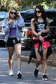 vanessa hudgens hiking with stella 01