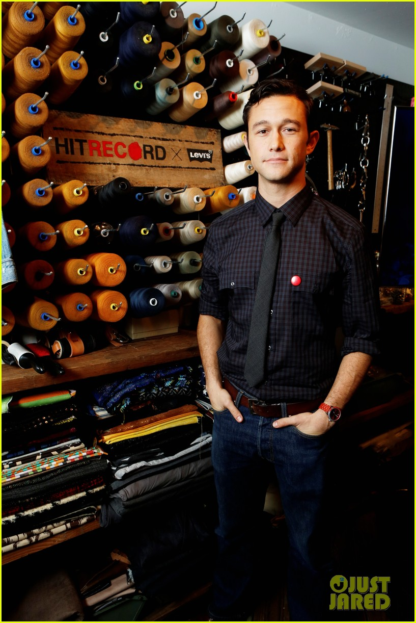 joseph gordon levitt launches hitrecord levis partnership 01