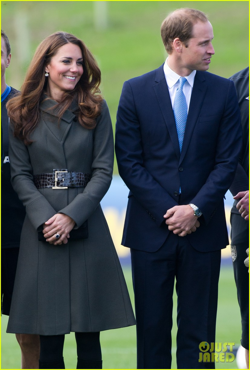 duchess kate prince william st georges park opening 09