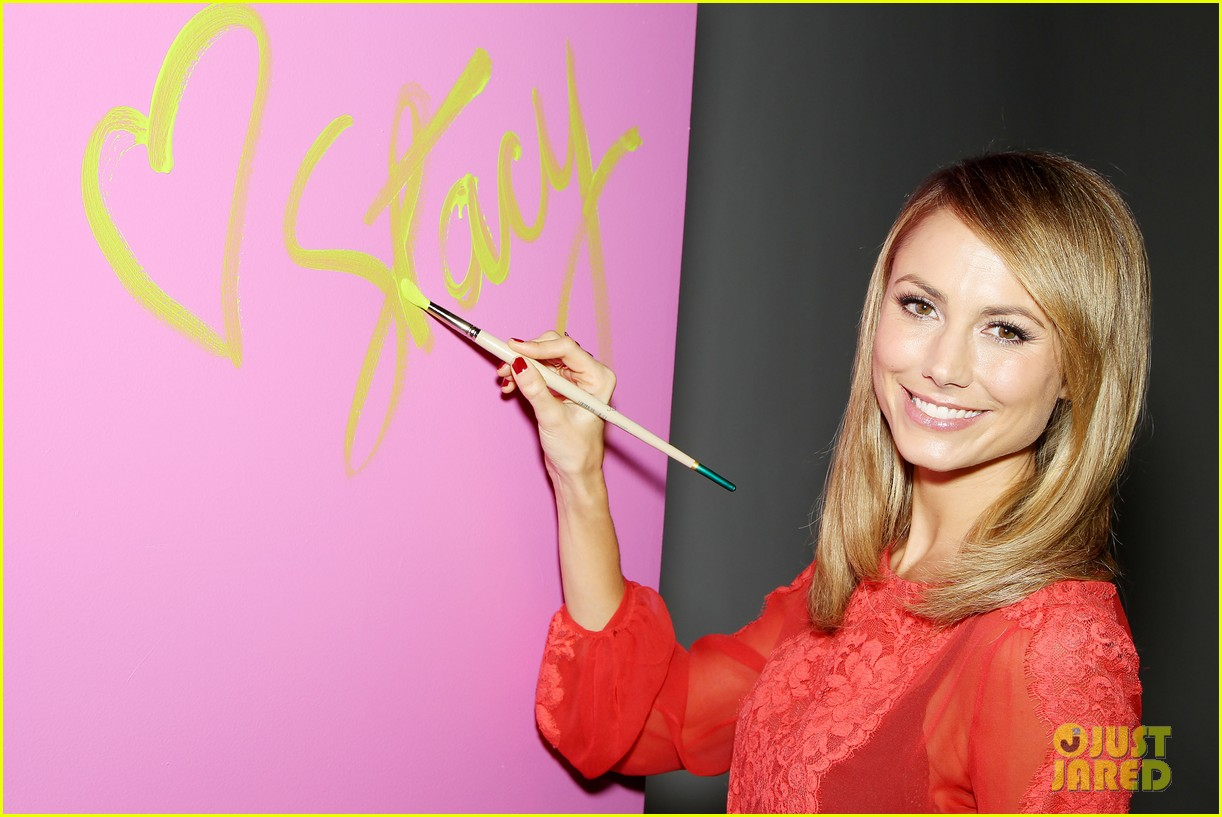 stacy keibler valspar love your color project 02