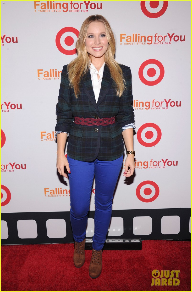 anna kendrick kristen bell target falling for you event 03