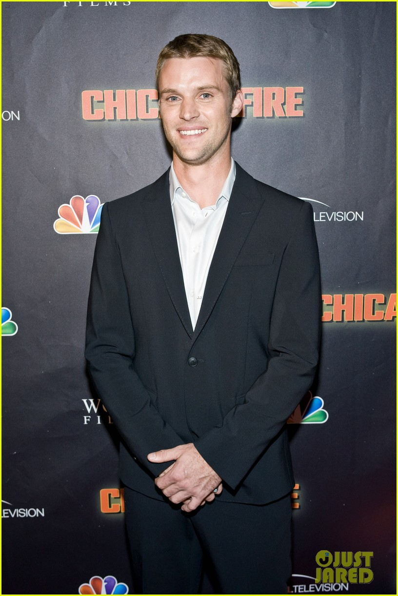 taylor kinney jesse spencer chicago fire premiere 022732347