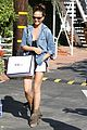 john legend chrissy teigen fred segal shoppers 26