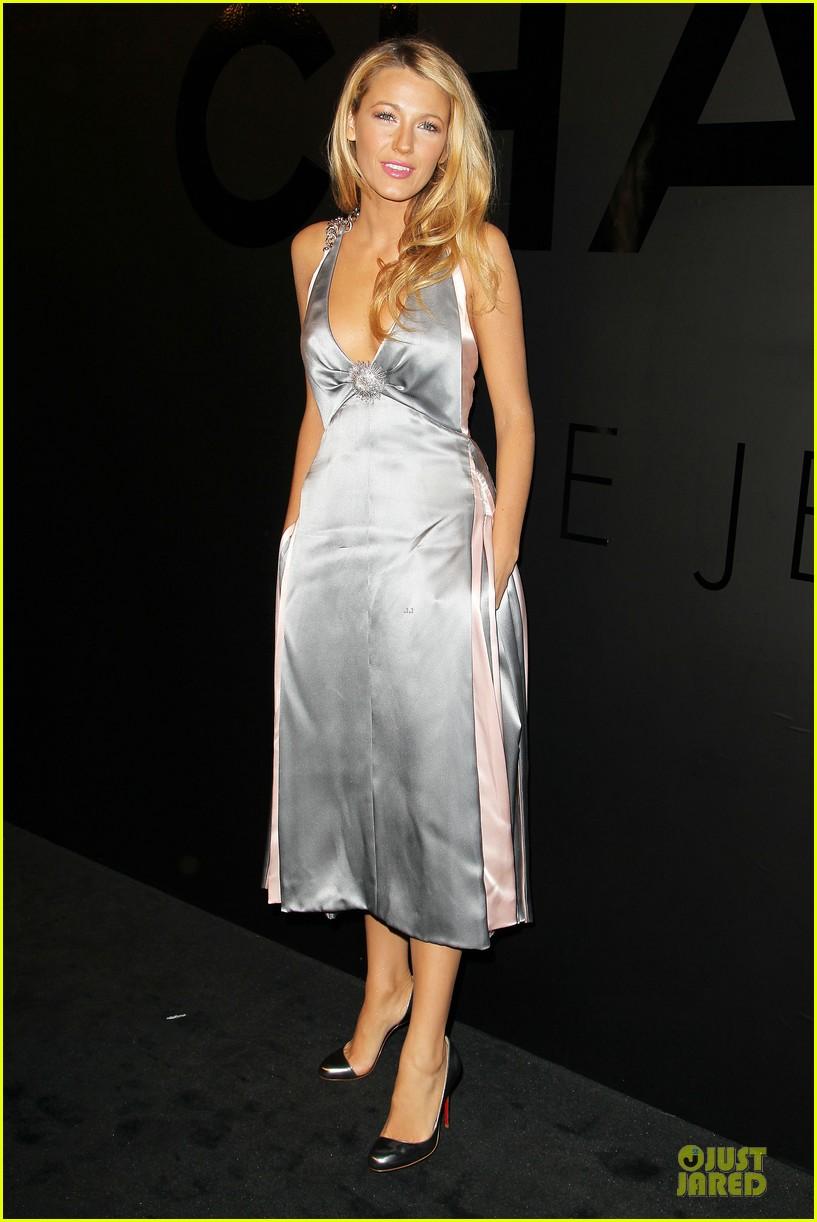 Blake Lively & Diane Kruger: Chanel Celebration!: Photo ...