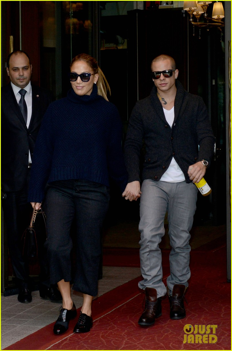 jennifer lopez shopping with casper and the kids 042732227