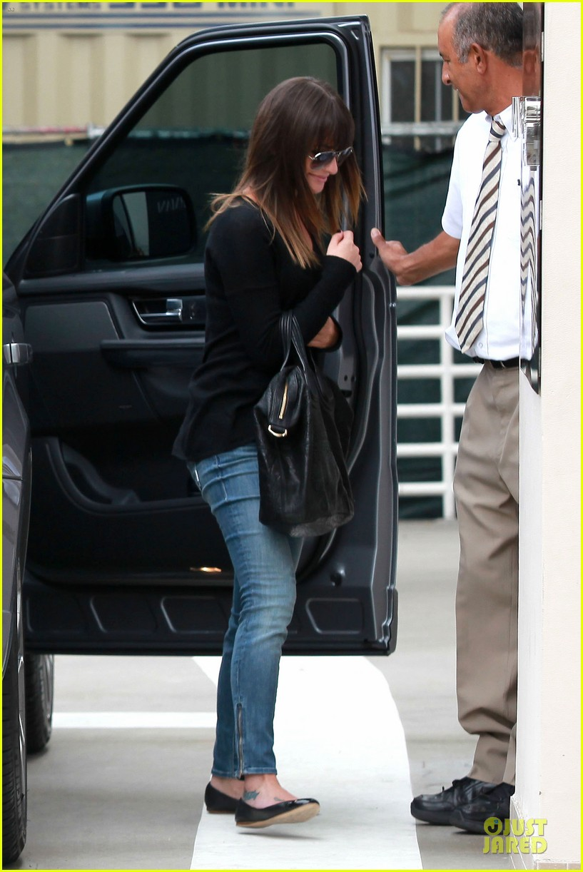 lea michele cory monteith shopping together in beverly hills 01