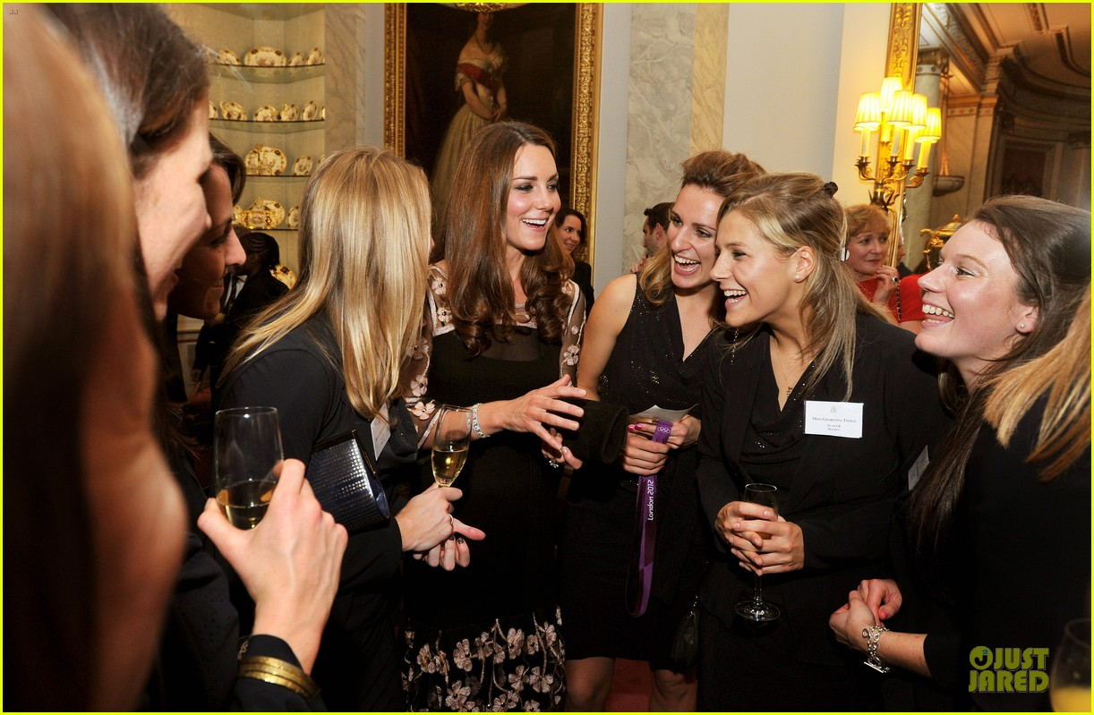 kate middleton team gb oylmpic & paralympic royal reception 08