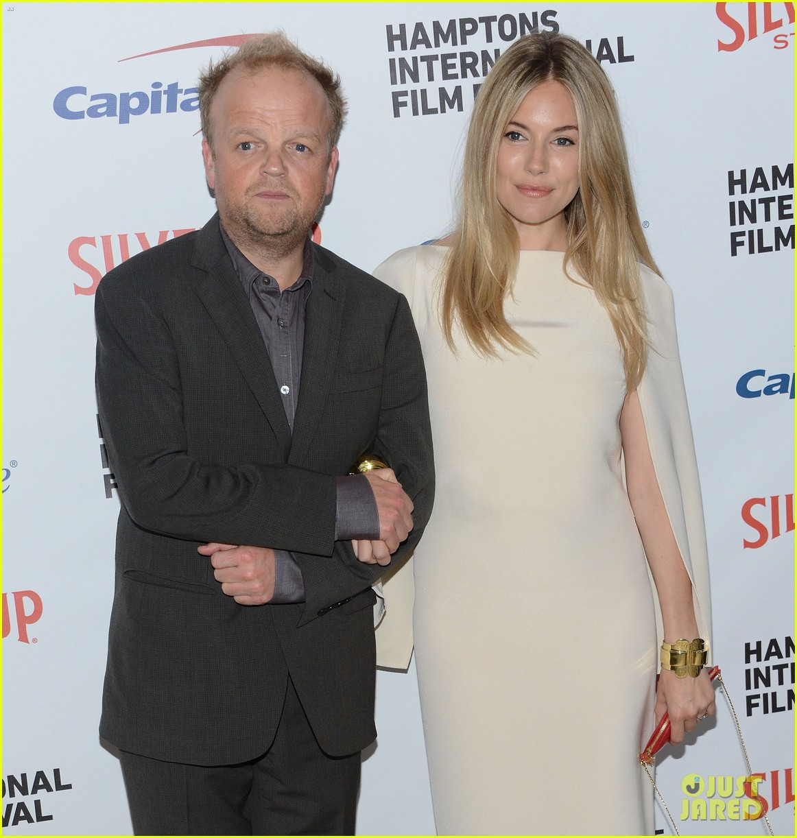 sienna miller hamptons film festival with toby jones 03