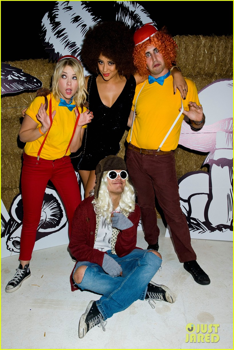 shay mitchell just jared halloween party 2012 12