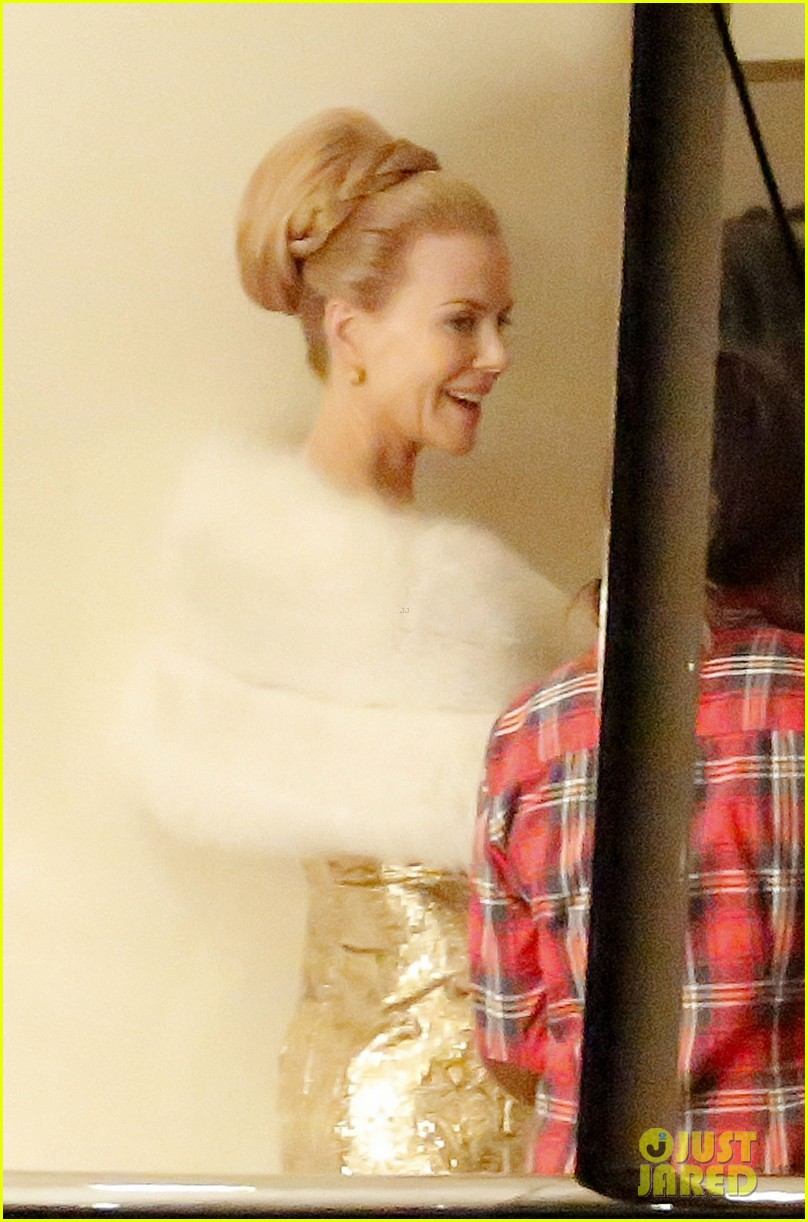 nicole kidman glamorous for grace of monaco 10