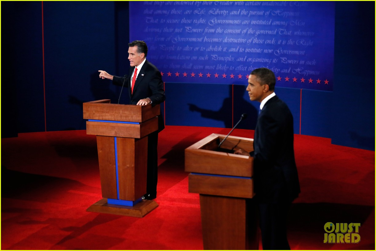watch presidential debate barack obama mitt romney 262732648
