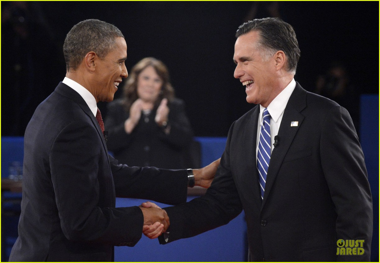 barack obama mitt romney second presidential debate 15
