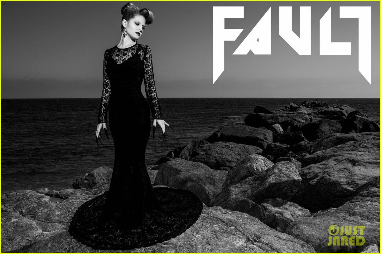 kelly osbourne covers fault magazine fall 2012 04