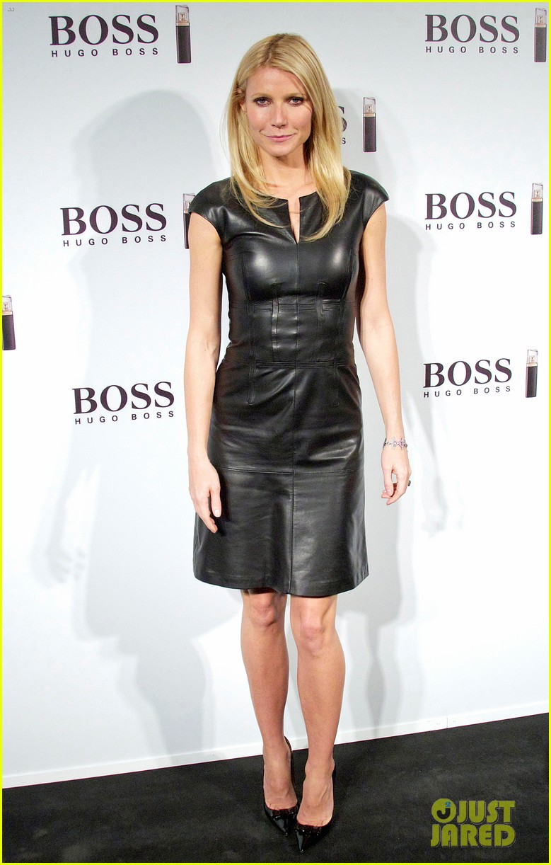 gwyneth paltrow boss fragrance launch madrid 07