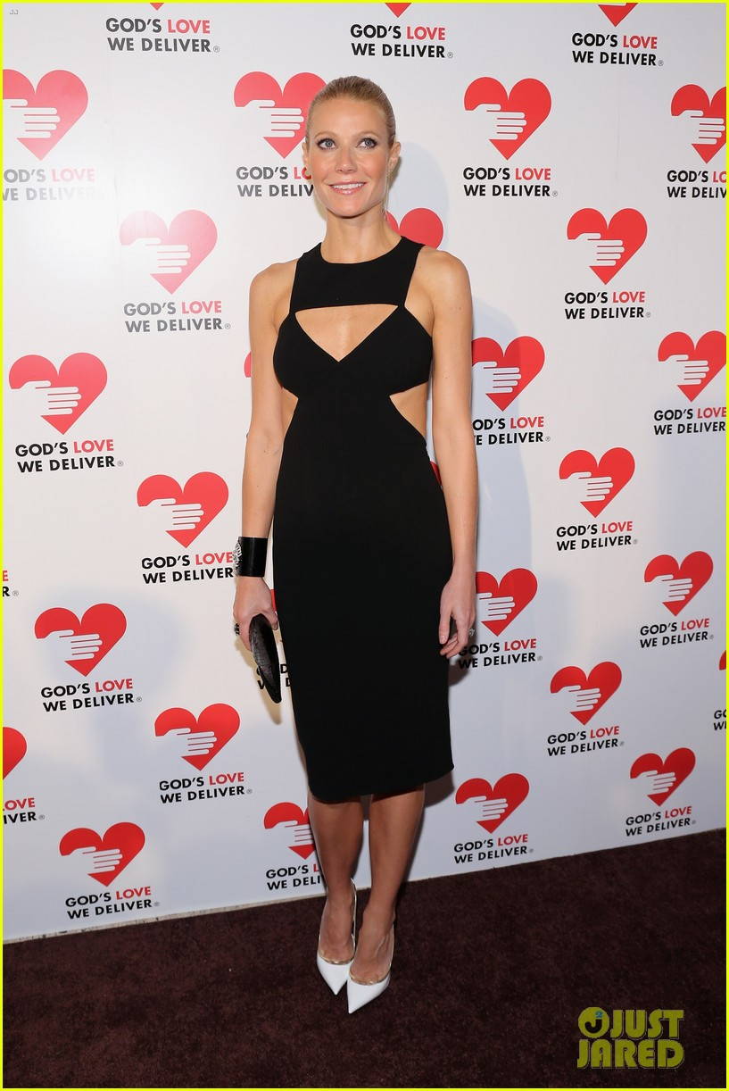 gwyneth paltrow golden heart gala 012738786