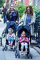 sarah jessica parker school walk with james marion tabitha 08
