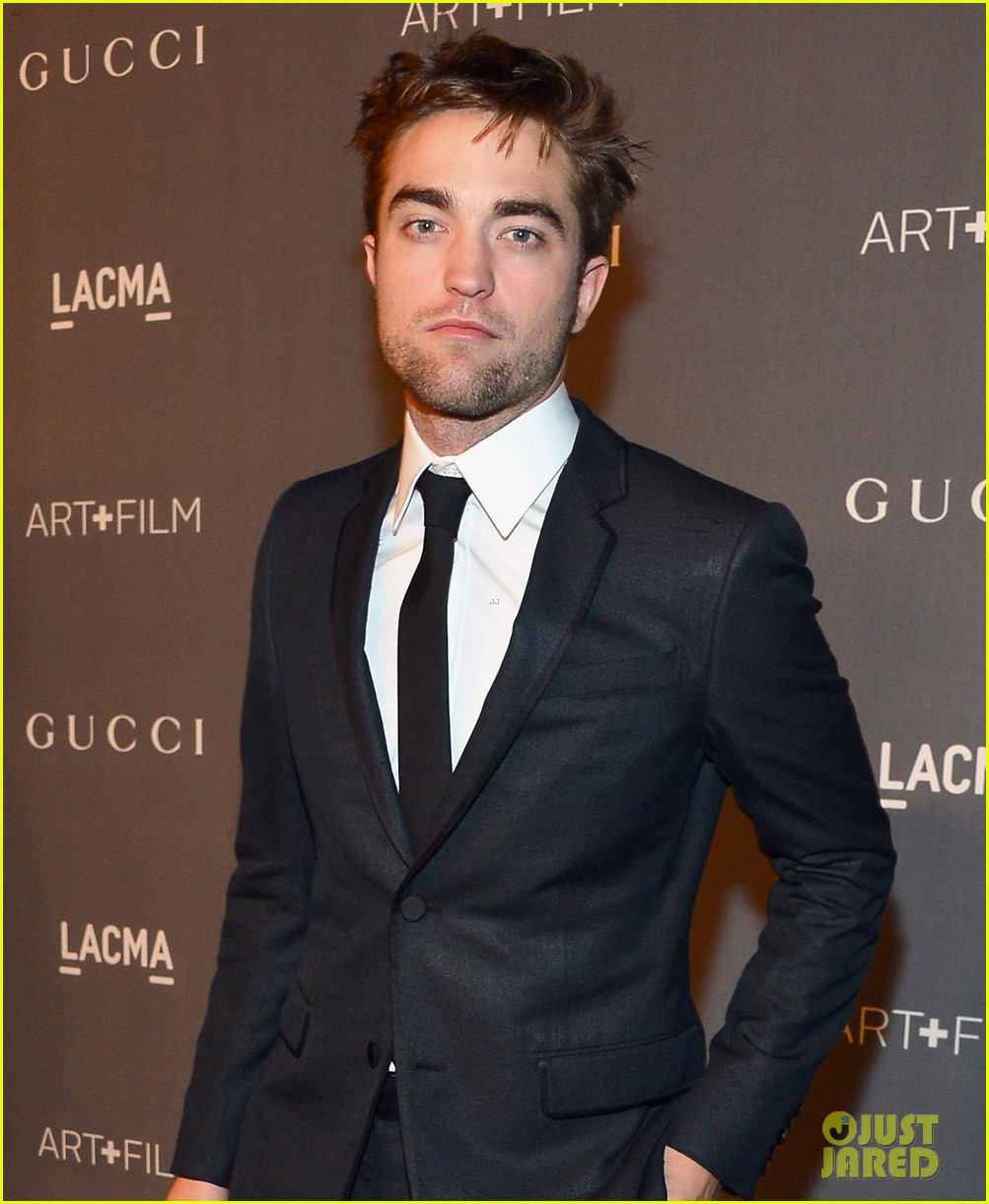 robert pattinson lacma art film gala 2012 01