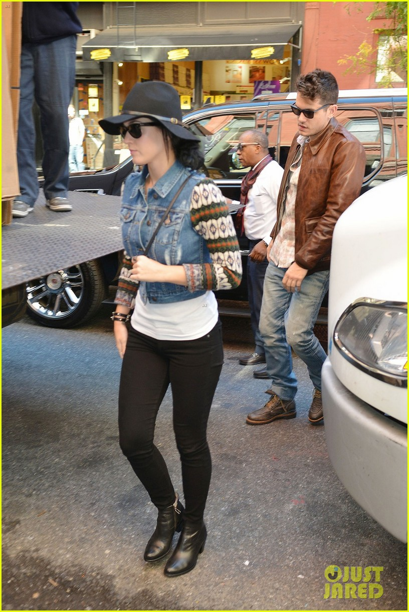 katy perry john mayer west village lunch date 032739238
