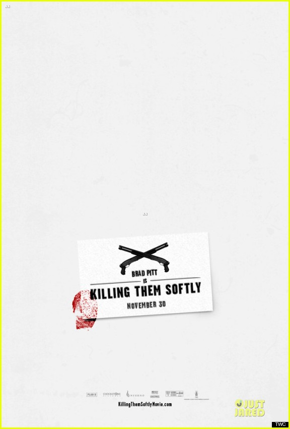 brad pitt new killing them softly posters 03