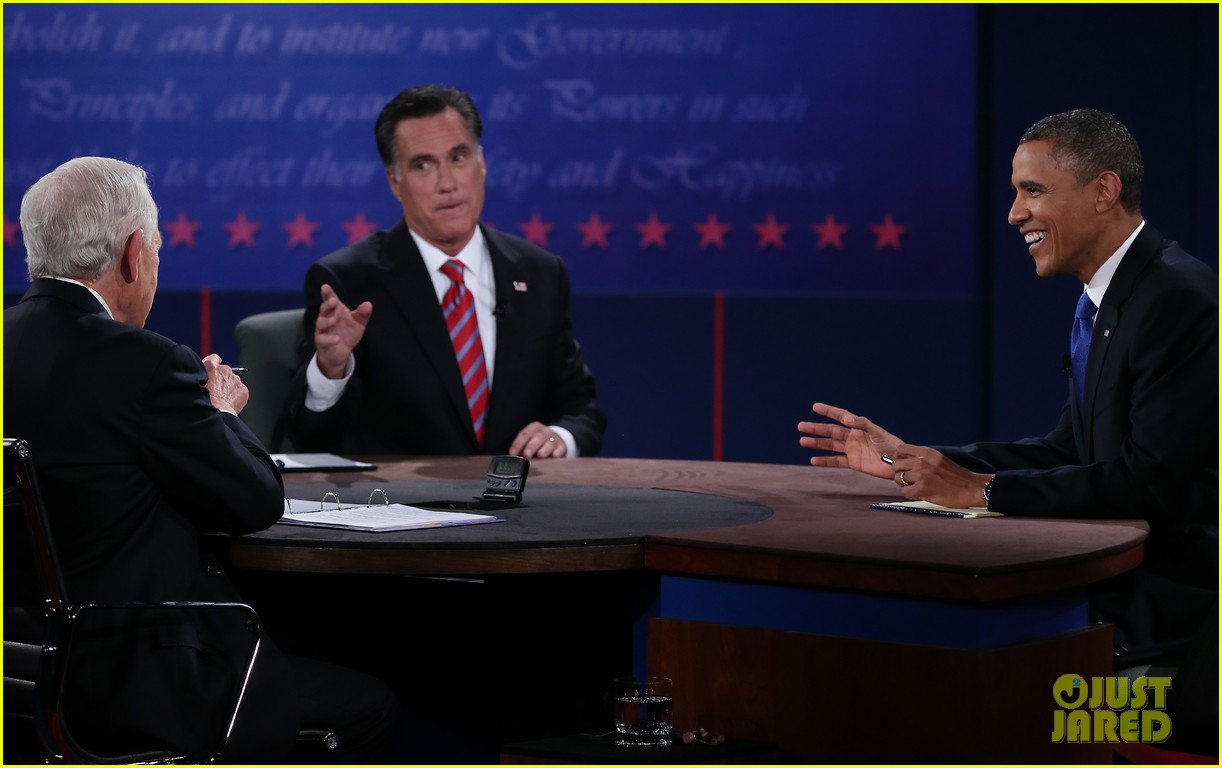 watch final presidential debate with barack obama mitt romney 14