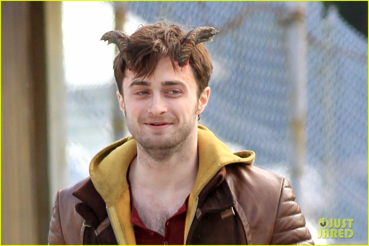 daniel radcliffe in horns first official pic 04