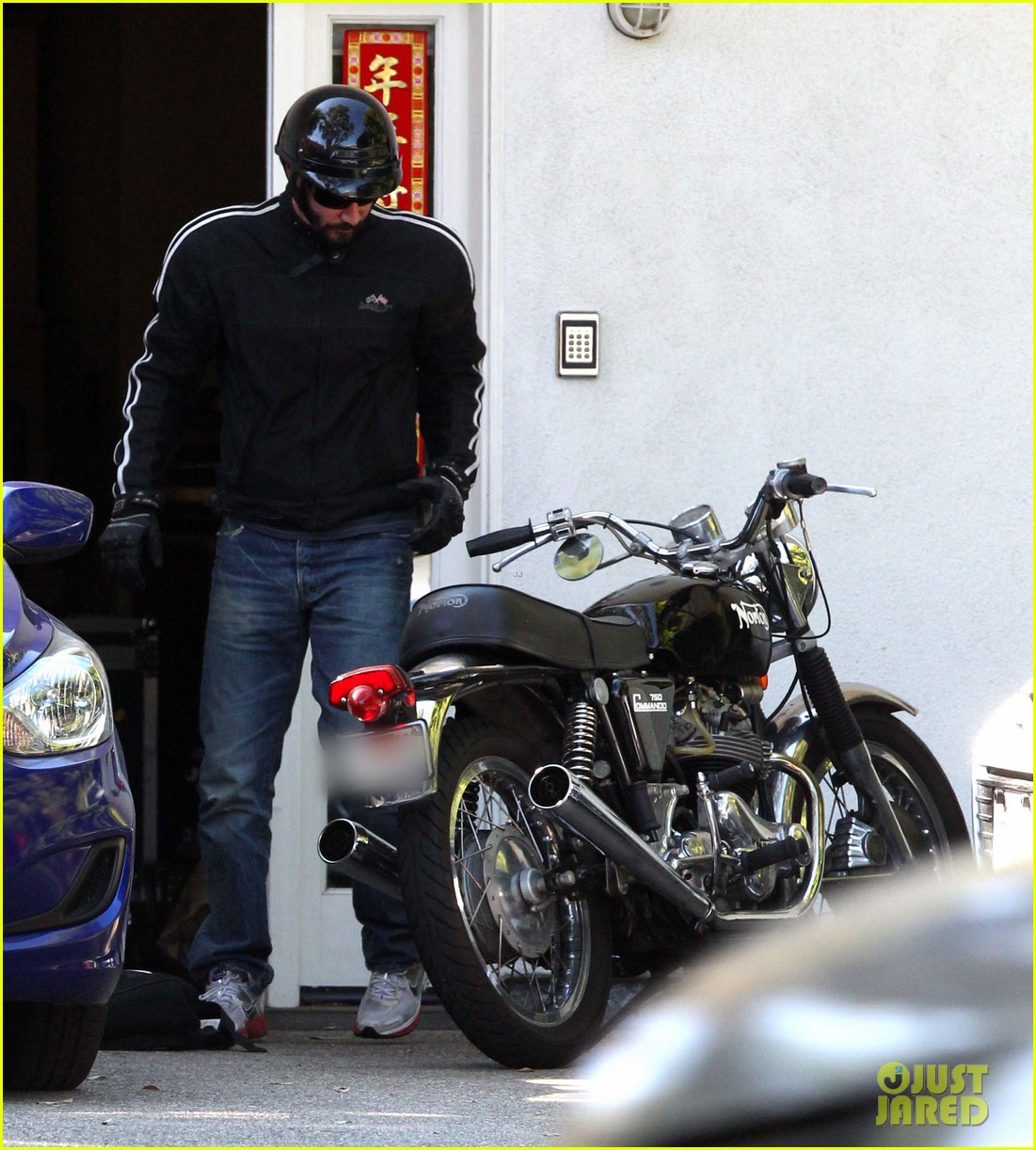 keanu reeves biker dude 10