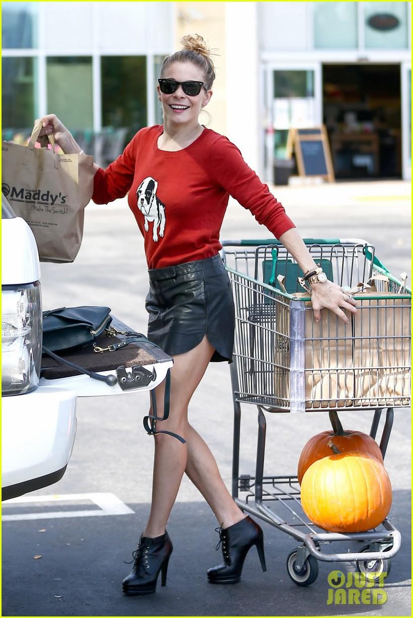 leann rimes halloween supply shopping 092735987